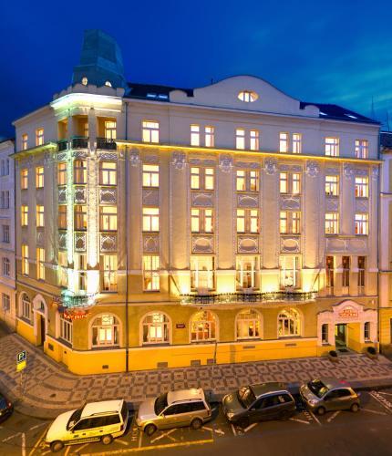 Hotel-overnachting met je hond in Theatrino Hotel - Praag - Praag 3