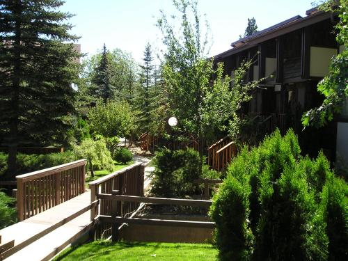 Two-Bedroom Standard Townhouse Unit #34 by Snow Summit Townhouses Photo
