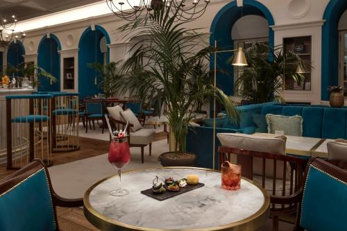 Gran Melia Rome – The Leading Hotels of the World photo 77