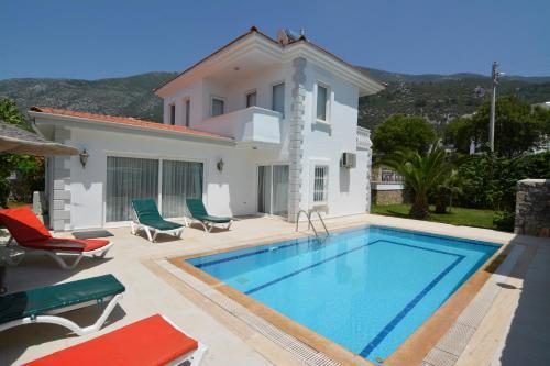Fethiye Villa Palm Oludeniz