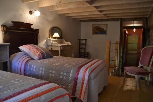 La Voureyline  Chambre DHtes  Route Des Voureys  Saint