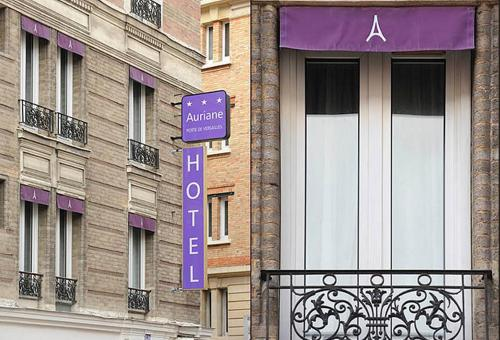 Auriane porte de versailles h tel 60 rue olivier de serres 75015 paris adresse horaire - Adresse porte de versailles ...