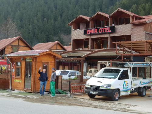 Trabzon Ermir otel ulaşım