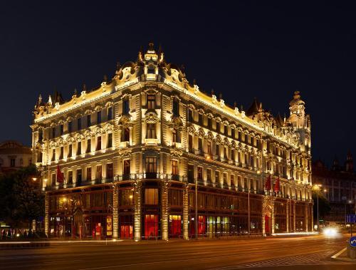Buddha-Bar Hotel Budapest Klotild Palace photo 6