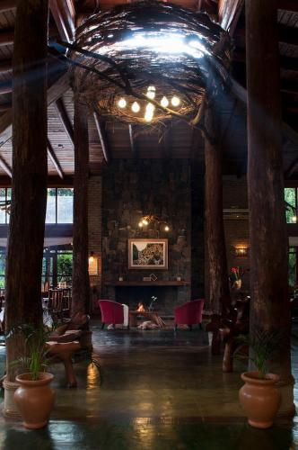 La Aldea De La Selva Lodge Photo