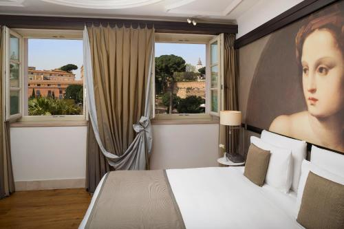 Gran Melia Rome – The Leading Hotels of the World photo 79