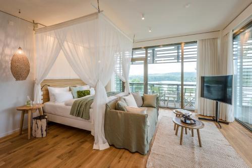 a seezeitlodge hotel spa gonnesweiler. Black Bedroom Furniture Sets. Home Design Ideas