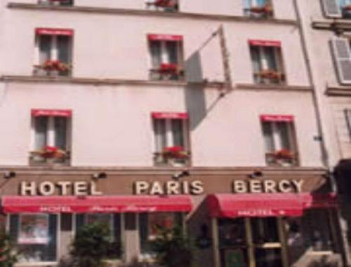 Hotel Paris Bercy impression