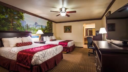 Best Western Plus Yosemite Gateway Inn Photo