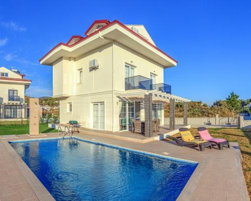 Fethiye Tala Villa 15 odalar