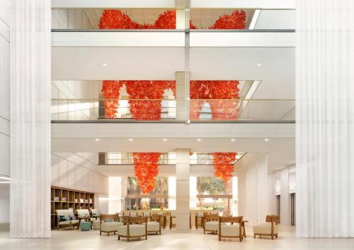 Hilton Barcelona impression