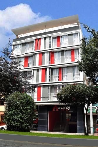 Foto de Hotel Avanty