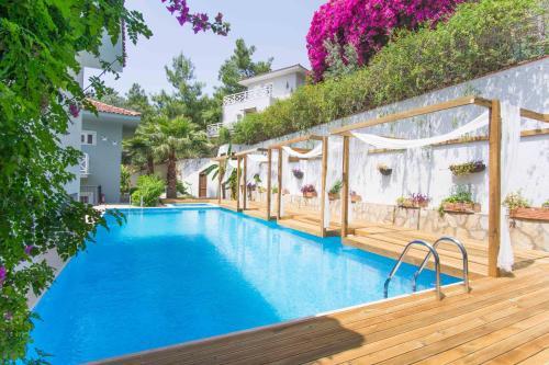 Fethiye Gocek Garden | Villa Fesleğen tek gece fiyat
