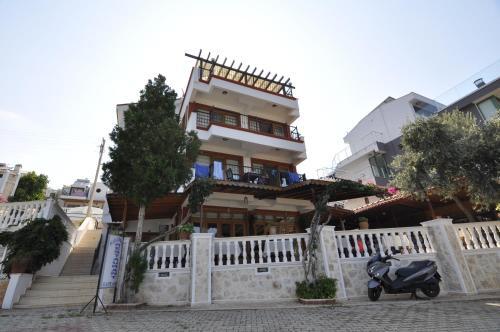 Kalkan Villa Apart Hotel Kuluhana tatil