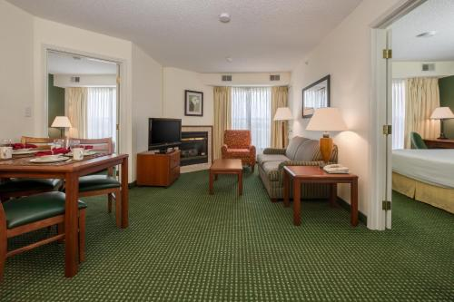 Residence Inn Houston Intercontinental Airport at Greenspoint photo 11