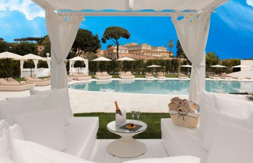 Gran Melia Rome – The Leading Hotels of the World photo 84