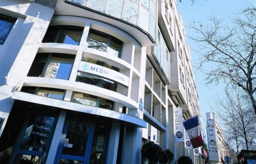 Median paris porte de versailles h tel 1 bvd victor - Hotel median paris porte de versailles ...