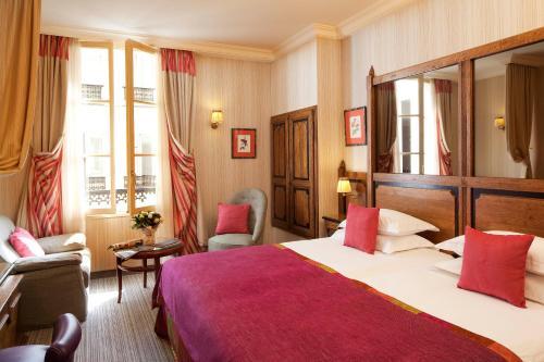 Au Manoir Saint Germain photo 9