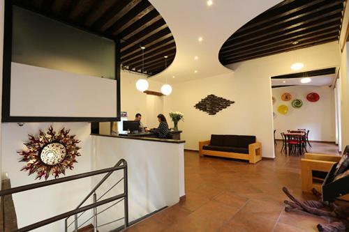 Mexico City Hostel Photo
