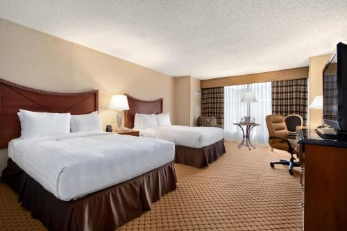 Hilton Washington Dulles Airport Hotel Herndon