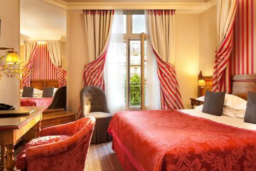 Au Manoir Saint Germain photo 10