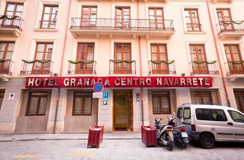 Hotel Granada Centro photo 44
