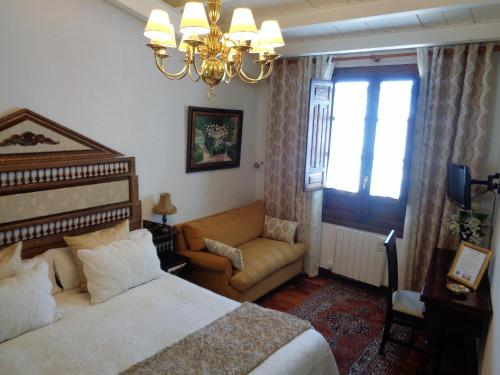 Charm Double Room Hotel Boutique Nueve Leyendas 75