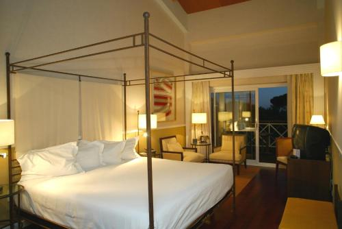 King Double Room Hotel Nuevo Portil Golf 11