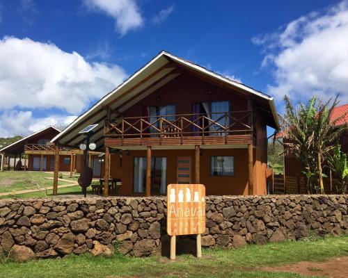Cabañas Anavai Rapa Nui Photo