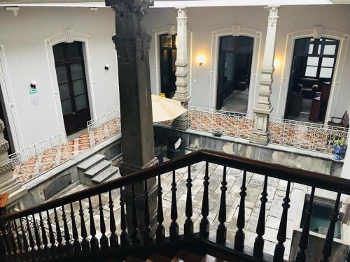 Virrey de Mendoza, Puebla