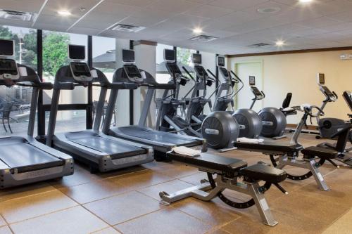 Doubletree Hotel Atlanta North Druid Hills/emory Area - Atlanta, GA 30329