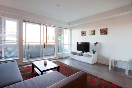 One Bedroom Chinatown Condo With Parking #201 - Victoria, BC V8W 1R3