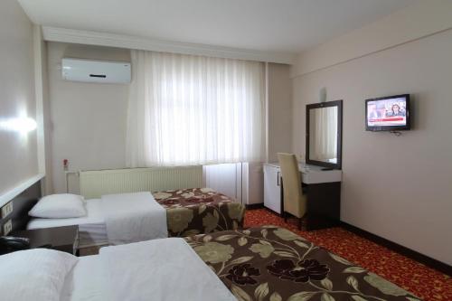 Burdur Hotel Ozeren 2 contact