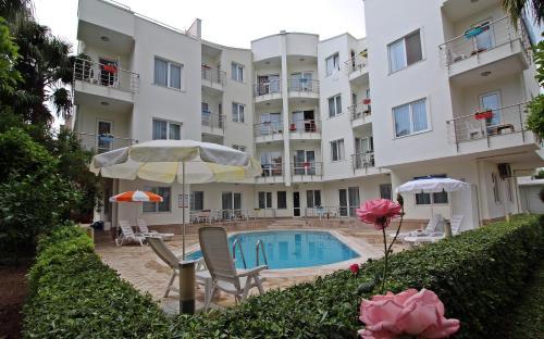 Antalya MAYA APART ANTALYA tatil