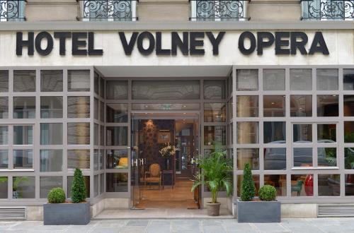 Hôtel Volney Opéra photo 2