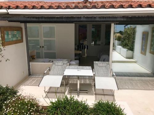 Habitación Doble Premium con jardín suspendido con vistas al mar Boutique Hotel Spa Calma Blanca 22