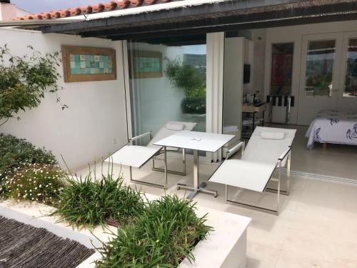 Habitación Doble Premium con jardín suspendido con vistas al mar Boutique Hotel Spa Calma Blanca 23