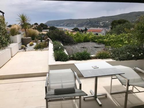 Habitación Doble Premium con jardín suspendido con vistas al mar Boutique Hotel Spa Calma Blanca 24