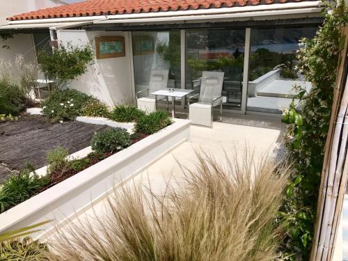 Habitación Doble Premium con jardín suspendido con vistas al mar Boutique Hotel Spa Calma Blanca 17
