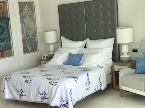 Habitación Doble Premium con jardín suspendido con vistas al mar Boutique Hotel Spa Calma Blanca 29