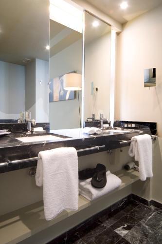 Hotel Miró, Alameda Mazarredo, 77 Bilbao 48009, Spain.