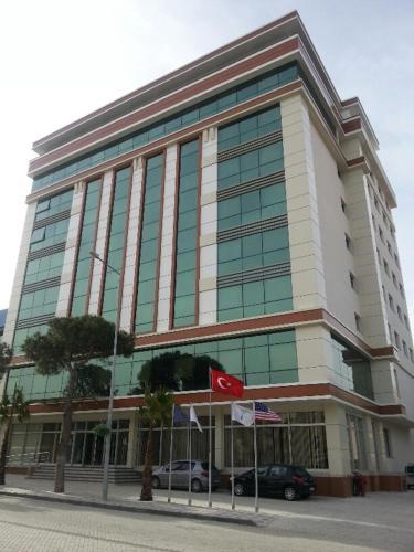 Turgutlu Palmcity Hotel Turgutlu yol tarifi