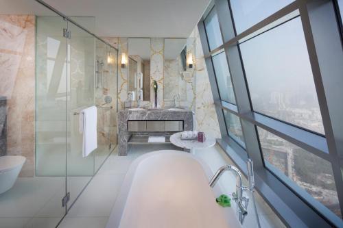 Etihad Towers, West Corniche, Al Khubeirah, Abu Dhabi, United Arab Emirates.