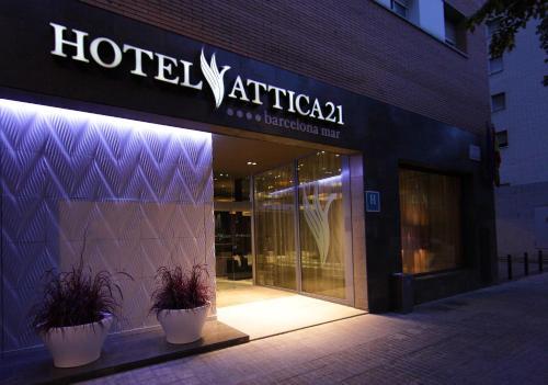 Attica 21 Barcelona Mar photo 2