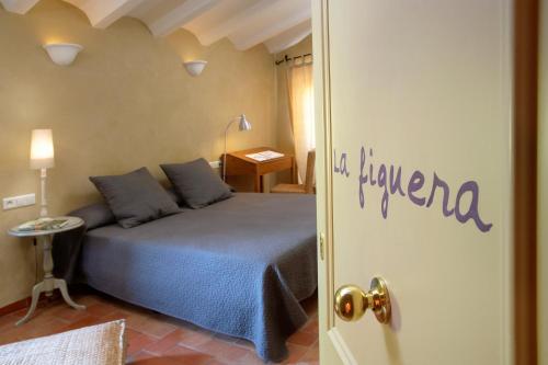 Habitación Doble Estándar Hotel la Plaça Madremanya 9