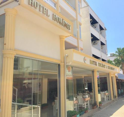 Kizkalesi holiday hotel indirim kuponu