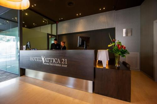 Attica 21 Barcelona Mar photo 22