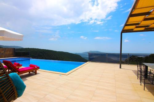 Antalya Villa Sevgi odalar