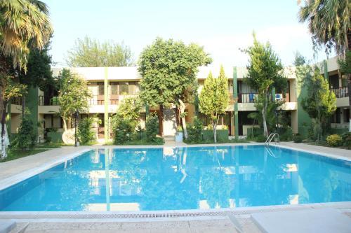 Pamukkale Pamukkale Yoruk Hotel ulaşım