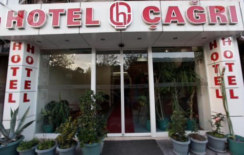 Istanbul Cagri Hotel odalar
